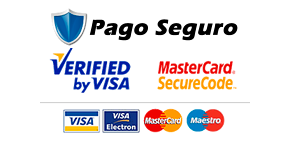 Pago Seguro - Visa Master Card - Maestro